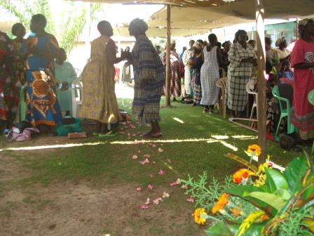 Kenya dancing