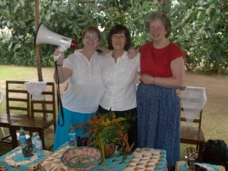 3 speakers at Kenya Zone