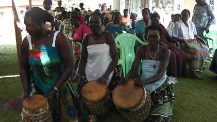 Kenya drummers